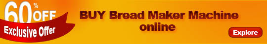 BUY the Automatic Breadmaker online