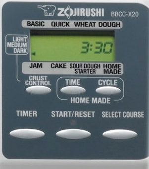 Zojirushi Breadmaker