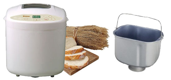 Breadman TR250 Bread Maker Recipes